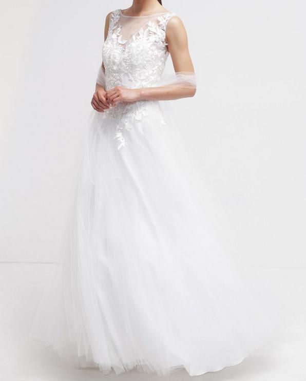 Brautkleid für die Hochzeit auf Mallorca