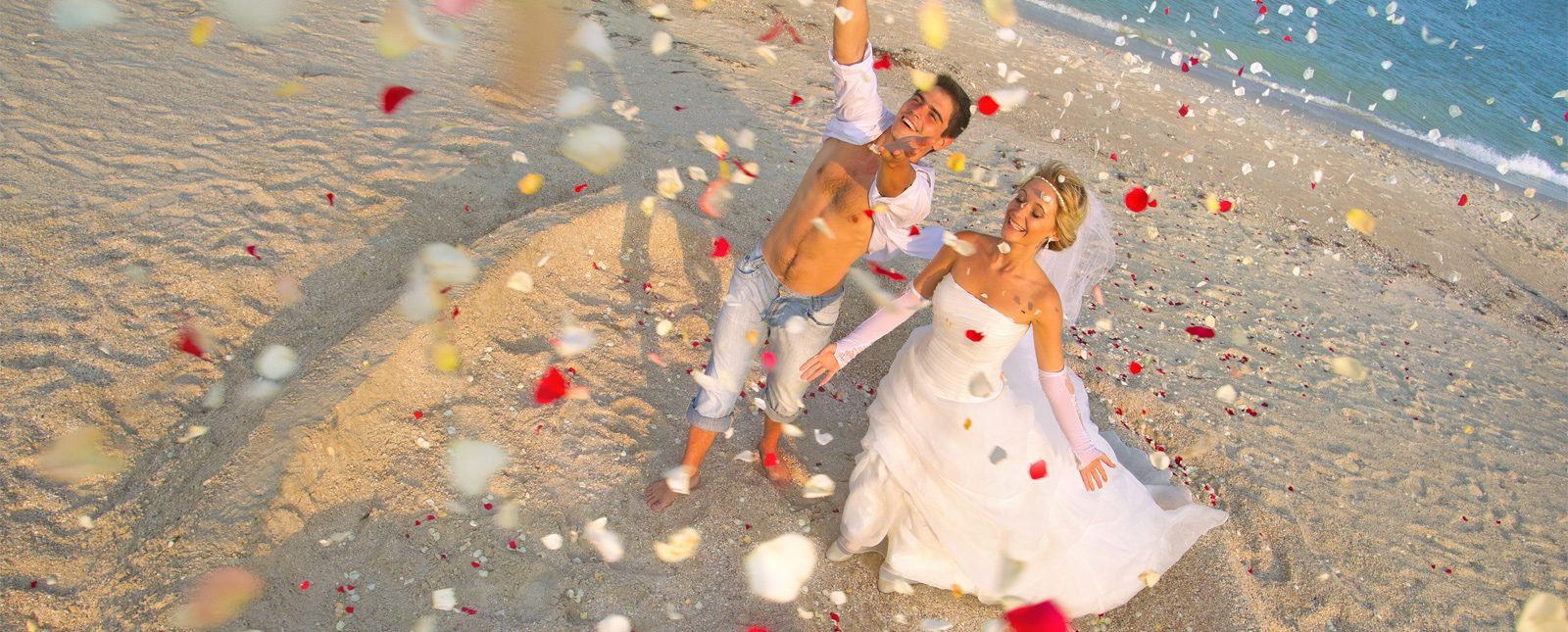 Heiratsantrag Helikopterrundflug Mallorca