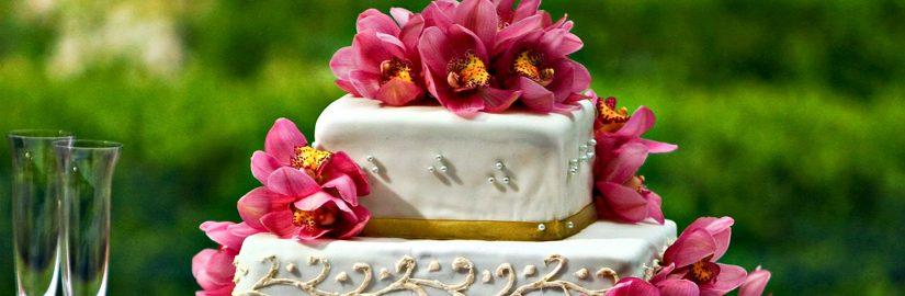 Hochzeitstorte auf mallorca