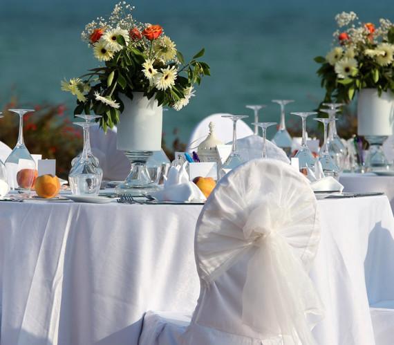 Das Hochzeitsmenü
